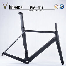 T800 Racing Cycling Carbon Road Bike Frame BSA OEM Carbon Bicycle Frameset