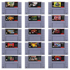 Video Game Card Compilations Super Mario For Nintendo SFC/SNES Console US VER.