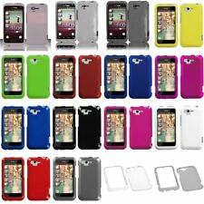 Ultra Thin Plastic Clip On Hard Shell Phone Case Cover For HTC Rhyme ADR6330