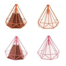 Iron+Cloth Lamp Shade Chandelier Shade Ceiling Light Cage Pendant Lights Fixture