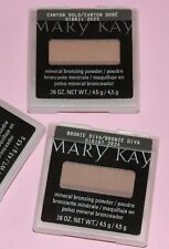 Mary Kay discontinued Mineral Bronzing Powder bronzer *choose shade