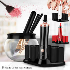 Cosmetic Brushes Auto Washing Tool Electric Auto Makeup Brush Cleaner Dryer Set
