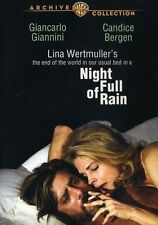 Night Full of Rain DVD Region 1 NEW SEALED