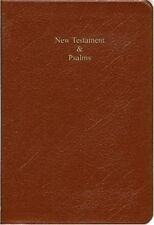 KJV Cameo New Testament and Psalms (2001, Leather)