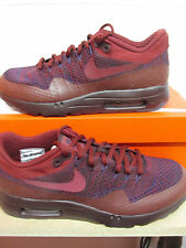 Nike Air Max 1 Ultra Flyknit Mens Running Trainers 856958 566 Sneakers Shoes
