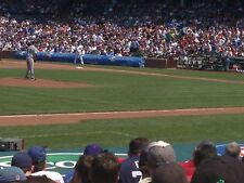 2-4 tickets to Chicago Cubs vs. White Sox - Wrigley Field - 5/11 - Sect 11 Row 9