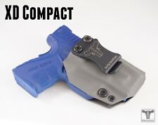 "Springfield XD MOD2 SUB-COMPACT 3"" 9MM/40Cal (IWB) Kydex Holster Davis Tactical"