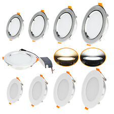 3W 5W 7W 12W LED Bulb Recessed Ceiling Downlights Spotlight 85-265V With Driver