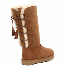 Ugg Kristabelle Tall Chestnut Boots 1020375 NIB Size 6,7,8