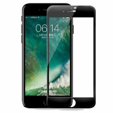 Full Coverage Clear Soft Edge Tempered Glass Screen Protector Film For iPhone 8