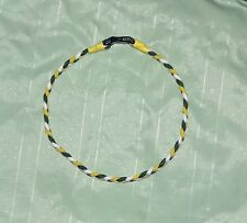 >GREEN BAY   PACKERS - PARACORD NECKLACE or BRACELET