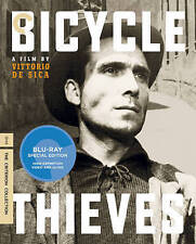 Bicycle Thieves (The Criterion Collection) [Blu-ray] New DVD! Ships Fast!