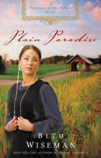 Plain Paradise (Daughters of the Promise) by Beth Wiseman
