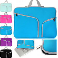 New Laptop Sleeve Carry Bag Case For all Apple MacBook Laptops Asus Acer Sony HP