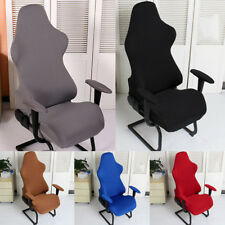 Swivel Chair Cover With Armrest Covers Office Seat Swivel Armchair Protector