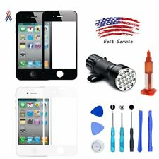 For Apple iPhone 4 4s Front Touch Screen Glass Lens Replacement Repair Tools