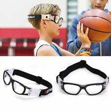 Adjustable Kids Safety Sports Goggles Glasses Eyewear Basketball Football Tennis