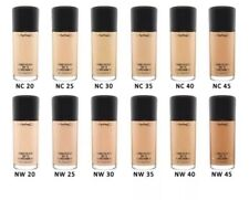 New in box MAC Studio Fix Fluid SPF 15 Foundation (CHOOSE YOUR SHADE)