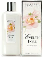 Crabtree & Evelyn lily, wisteria, jojoba, rosewater body lotion choose one
