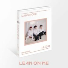 WANNA ONE 1÷X=1 UNDIVIDED (Special)[Lean ON Me ver.]CD+Poster+Gift+Tracking no.
