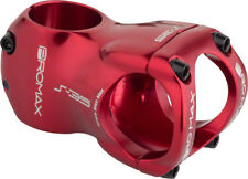 New Promax S-35 Stem 50mm 0 Degree 1-1/8 Red