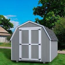 Little Cottage Company 4 Foot Gambrel Barn Value Shed Storage Solution