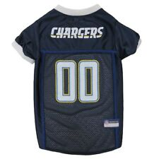 Los Angeles Chargers Mesh Dog Jersey