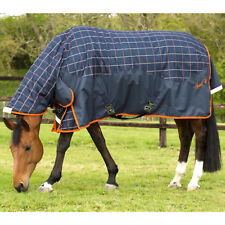 MARK TODD MEDIUM WEIGHT COMBO HORSE TURNOUT RUG 600 DENIER WATERPROOF BREATHABLE