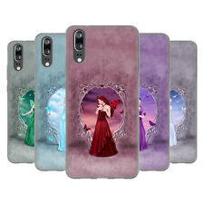 OFFICIAL RACHEL ANDERSON BIRTH STONE FAIRIES SOFT GEL CASE FOR HUAWEI PHONES