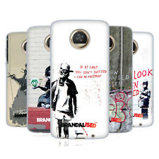 OFFICIAL BRANDALISED STREET GRAFFITI SOFT GEL CASE FOR MOTOROLA PHONES