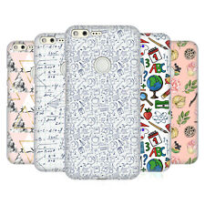 OFFICIAL JULIA BADEEVA ASSORTED PATTERNS 3 HARD BACK CASE FOR GOOGLE PHONES