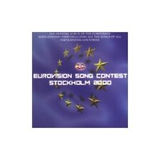Various Artists - Eurovision Song Contest, Stockhol... - Various Artists CD QAVG