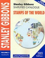 Stanley Gibbons Simplified Catalogue: Countries... by Gibbons, Stanley Paperback