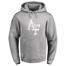 Air Force Falcons Classic Primary Logo Pullover Hoodie - Ash