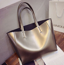 HOT Women Handbag Tote Shoulder Bags Purse PU Leather Lady Messenger Hobo Bag
