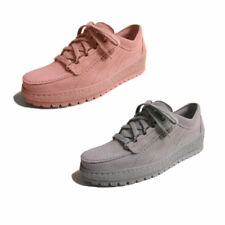 Womens Mephisto Lady Handmade Suede Wedge Shoes