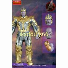 Avengers Infinity War Thanos PVC Action Figure Collectible Model Crazy Toys Toys