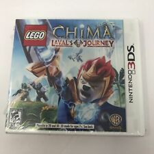 Nintendo 3DS WB Games LEGO Legends Of Chima Laval's Journey Video Game