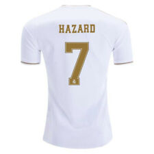 EDEN HAZARD N7 Soccer Jerseys Real Madrid 2019/20 Football Shirt Kit Men Youth