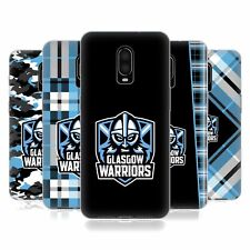 OFFICIAL GLASGOW WARRIORS 2019/20 LOGO GEL CASE FOR AMAZON ASUS ONEPLUS
