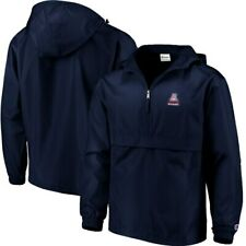 Arizona Wildcats Champion Packable Jacket - Navy