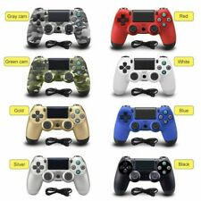 Wired Bluetooth Joystick Cordless Games Gamepad Remote Controller For PS4 Video