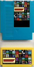 26 in 1 Collection games JAP/ENG Cartridge for NES / FC Console - NTSC Version