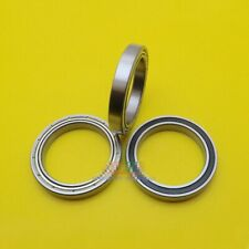 1pc Stainless steel Sealed Ball Bearing S6809ZZ S6809-2RS 45 x 58 x 7mm[M_M_S]