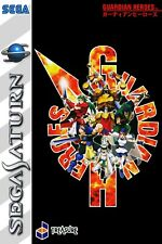 Guardian Heroes Sega Saturn Box Art Poster Multiple Sizes 11x17-24x36