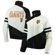 San Francisco Giants G-III 4Her by Carl Banks Women's Perfect Pitch Track Jacket