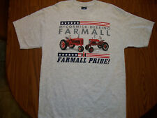 NEW MC CORMICK DEERING, FARMALL, T-SHIRT, SHORT SLEEVE