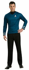 Star Trek Movie Spock Blue Shirt Deluxe Adult Costume