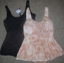 NEW! FREE PEOPLE Sleeveless CORSET LACE TOP 4 6 8 10 12