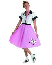 Franny's Fifties Frock 50's Poodle Skirt Adult Costume